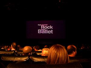 Rock the Ballet - was actually very fun, featured lots of good music - Queen, Coldplay, U2, Michael Jackson, etc.