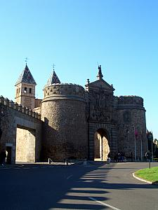 Toledo, old fortress