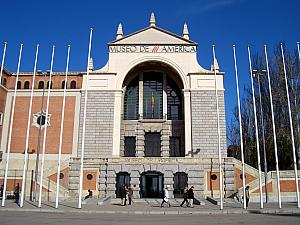 Museo De America: a museum that chronicles the Spanish exploration and colonialization of North and South America.