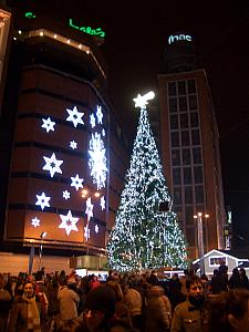 Callao Square Christmas Tree
