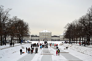 Back in Munich.