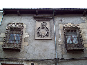 An old building in Cuenca