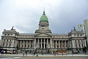 Buenos Aires - El Congreso (National Congress building)
