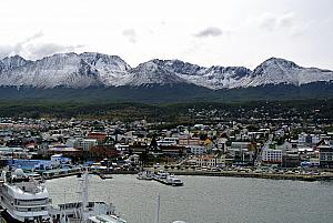 Ushuaia - goodbye, Ushuaia...on to Chile.
