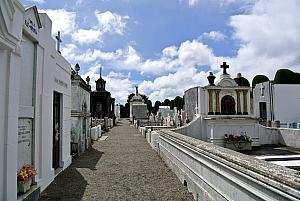 Punta Arenas, Chile - another cemetery filled with mausoleums.