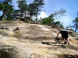 Hiking day 3 -- the Indian Staircase! Very awesome. Can't wait to do it again -- http://toredrivergorge.com/top-10-day-hikes/indian-staircase-area/indian-staircase/