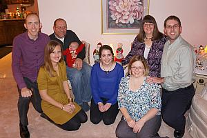 Chrismas Eve family photo!