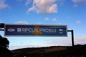 Bells Beach is the home of the world's longest-running surfing competition - the Ripcurl Pro.