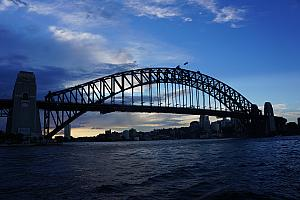 Sydney's Harbor Bridge