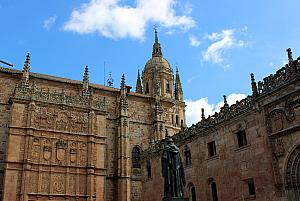Salamanca is one of the most important university cities of Spain and has several beautiful buildings