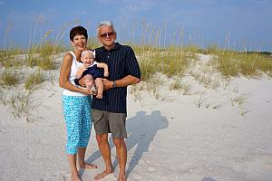 Grammy and Grandpa and Capri